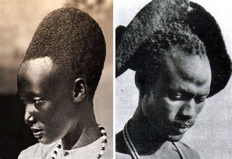 rwandan traditional hair cuts almost 100 year old pictures show how amazing the