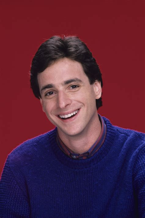 danny tanner full house bob saget says he gets flashed by girls