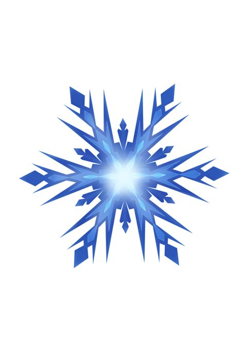 imagenes png de frozen snowflake at night transparente by iamrebecalopez on