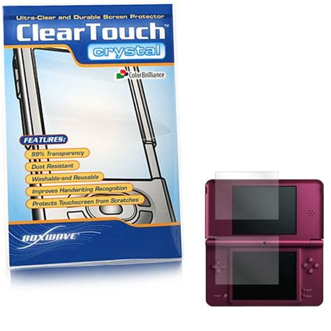 Boxwaves Screen Puff Screen Cleaner For Your Mobile Phone by Boxwave Nintendo Dsi Xl Cleartouch Screen