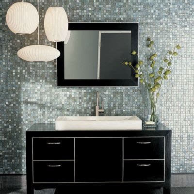 Bathroom Backsplash Tile Contemporary Backsplash Tiles Contemporary Bathroom Walker Zanger