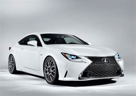 lexus sports car white lexus rc 300h le coup 233 hybride commercialis 233 d 233 but 2015