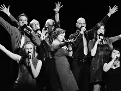 swing le unc s jazz festival profile swingle singers bandwagon