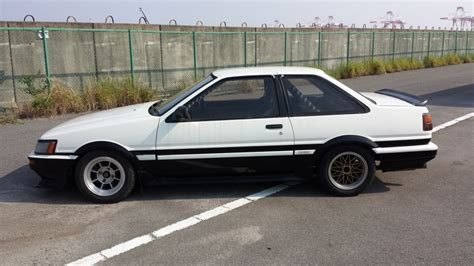 Toyota Ae86 For Sale In Usa 1986 Ae86 2dr For Sale Jdmauctionwatch