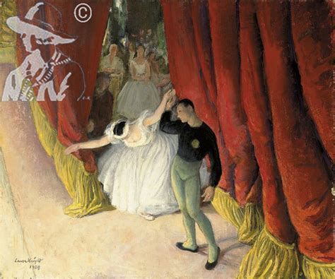 no curtain call laura knight oil paintings and watercolours dame laura