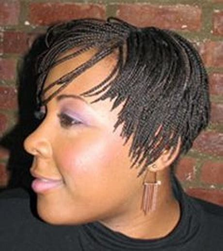 black hair shortest pixie braids short hairstyles for black women box braids