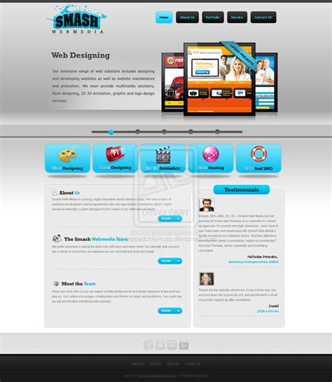web gui layout 50 fresh web interfaces design from deviantart design