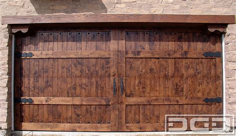 Captivating How To Build A Garage Door Wooden Ideas Brainerd Overhead Door