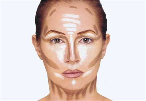 kevyn aucoin contour light how to contour and highlight makeup for life