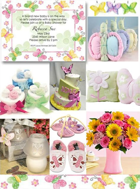 Butterfly Baby Shower Ideas by Butterfly Baby Shower Ideas