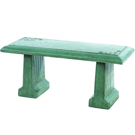 concrete benches home depot concrete benches home depot 28 images eagle one depot bench in black and cedar 4