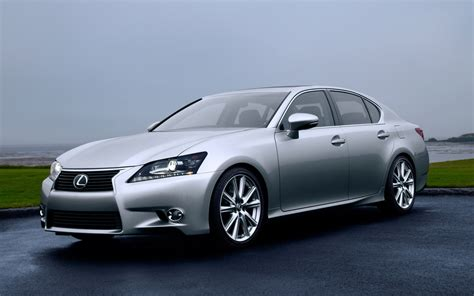 first lexus made all new 2013 lexus gs family makes auto show debut at los
