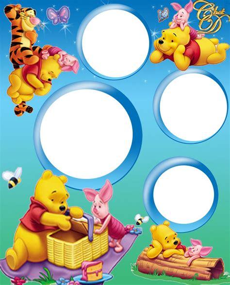imagenes de winnie pooh bebe en movimiento caritas animadas de bebe plantillas png infantiles para