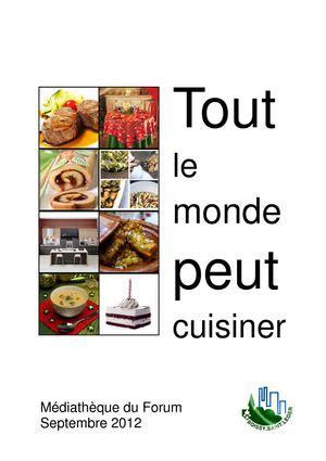 Calam 233 O Tout Le Monde Peut Cuisiner