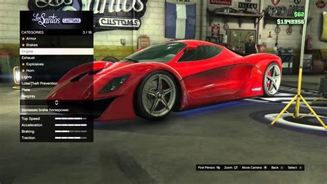 Po Custom 9 gta 5 custom car laferrari tutorial