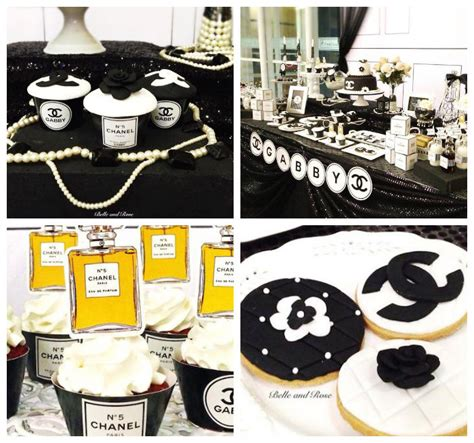 kara party ideas inspired bridal shower