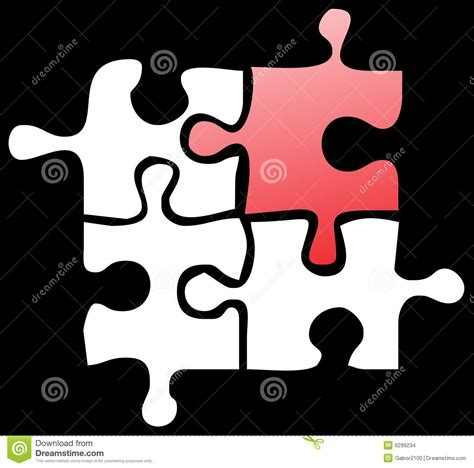 puzzle pattern cdr puzzle cdr stock images image 6299234