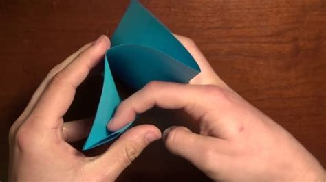 Robs Origami - how to make an easy paper wallet origami robs world my