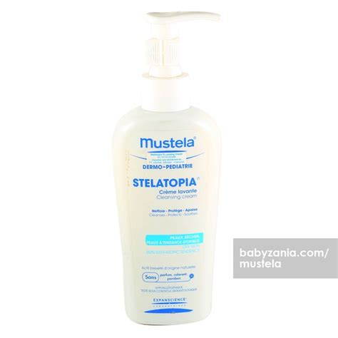 Mustela Cleansing 200 Ml jual murah mustela stelatopia cleansing 200ml bath