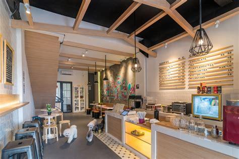 barkbershop pet grooming studio cafe  evonil
