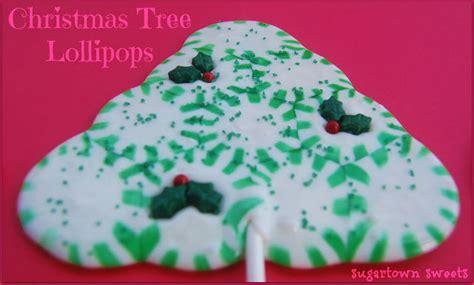 starlight mint christmas tree directions sugartown tree lollipops