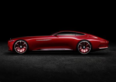 maybach mercedes coupe vision mercedes maybach 6 has finally debuted