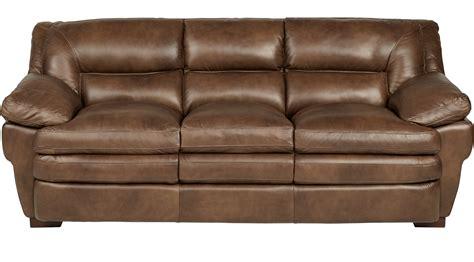 contemporary reclining sofa leather trevino chocolate brown leather power reclining sofa
