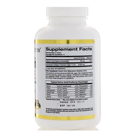 Vitamin C Injeksi Kolagen california gold nutrition collagen peptides vitamin c