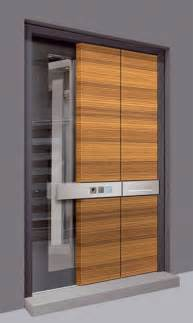 Modern Front Door by Plushemisphere Modern Door Designs