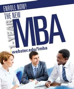 Webster Mba by Mba