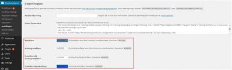 Woocommerce Email Templates Aanpassen 187 Ws Spoelstra Woocommerce Email Templates