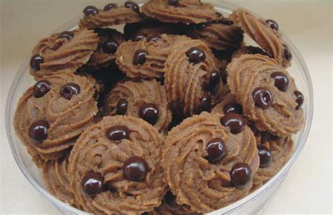 tips membuat kue kering hias cara membuat kue kering cokelat ragam informasi