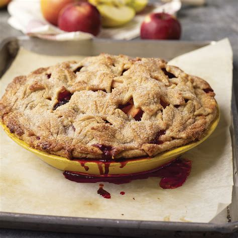 thibeault s table apple pie with leaf crust as american as apple pie and crisp and tart 35