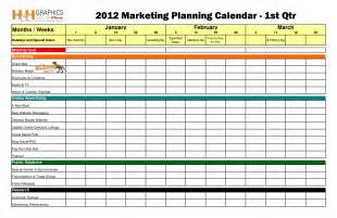 12 month marketing plan template marketing calendar template cyberuse