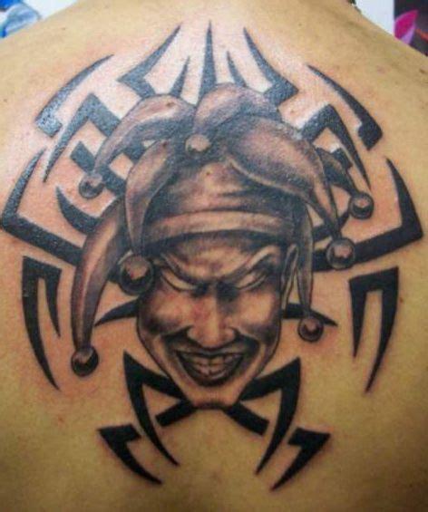 jester tattoo pinterest tribal jester tattoo designs jester tattoos tribal jester