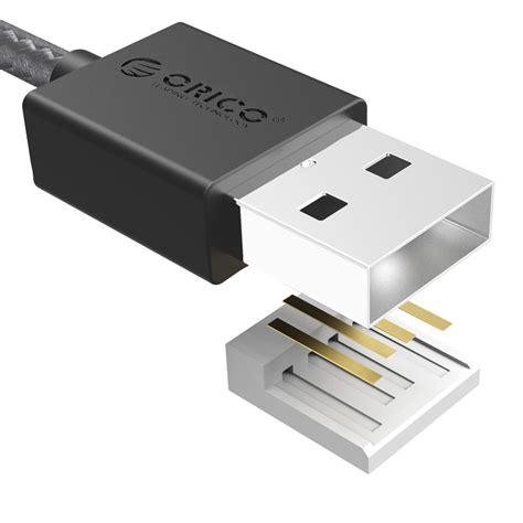 Termurah Orico Strong Braided Micro Usb Charging Data Cable For orico 3 3ft 1m strong braided micro usb charging data cable for cellphones tablets and