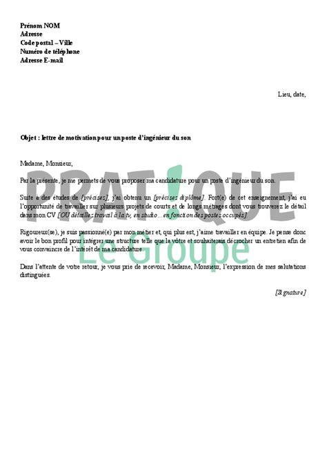 Lettre De Motivation Vendeuse Galerie Lafayette Lettre De Motivation Type
