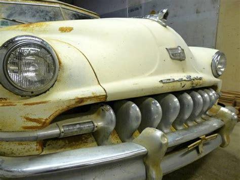1951 dodge desoto barn find 1951 desoto convertible on new hshire
