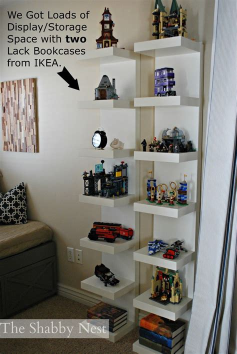 ikea bedroom displays ikea boys lego bedroom ideas we used lack bookcases to
