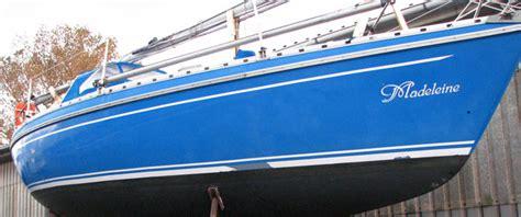 Yacht Holz Lackieren by Bootsbau Wei 223 Bach Yacht Lackierungen