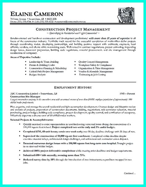 resume objective sle for construction worker 100 images sle