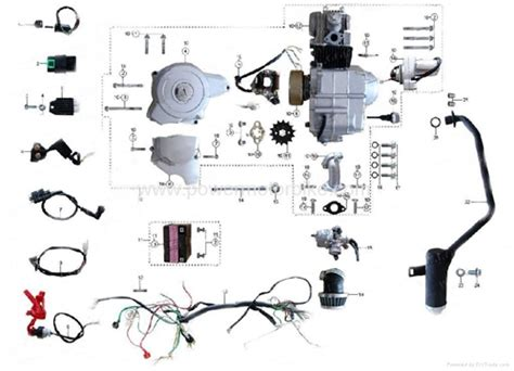 Atv Parts Four Wheeler Parts Chinese Atv Parts