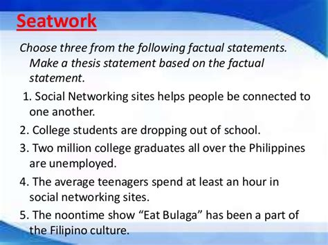 thesis statement translation thesis in filipino