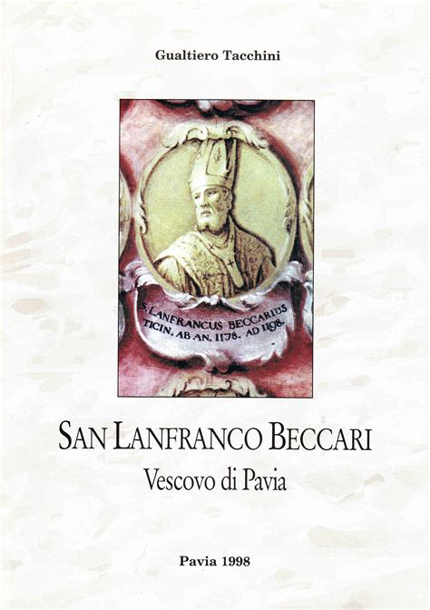 san lanfranco pavia san lanfranco beccari www libreriamedievale