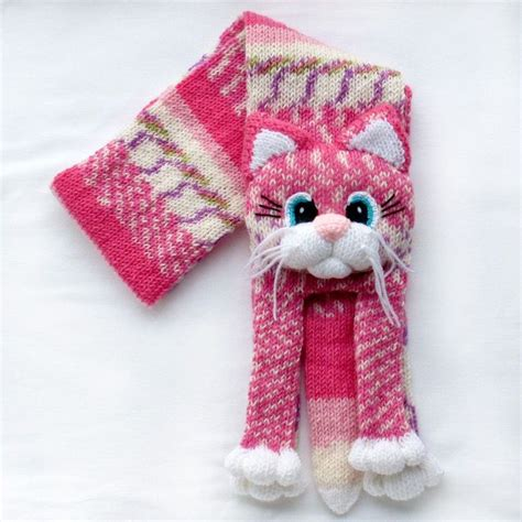 knitting pattern cat scarf the 25 best ideas about cat scarf on pinterest skin