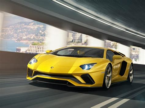 Lamborghini Aventador Price In India Lamborghini Aventador S Launched In India Launch Price