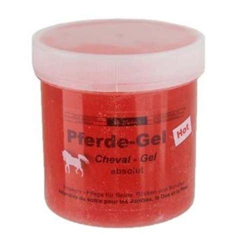 hot gel pferdebalsam horse gel hot dr sacher s 250ml