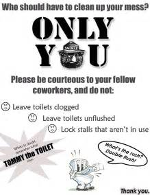 Small Office Bathroom Etiquette Printable Signs For Bathroom Etiquette In Workplace Just