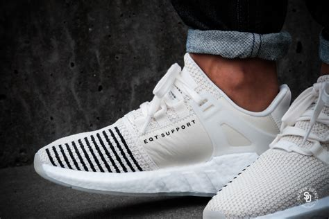 Import Adidas Eqt Size 36 41 adidas eqt support 93 17 white footwear white bz0586