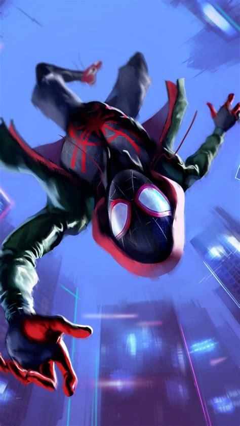 miles morales  spider man   spider verse